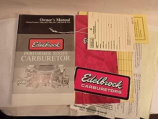 edelbrock 1411 manual
