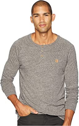 Boulder Long Sleeve Henley