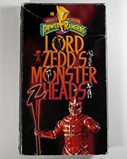 Best lord zedd's monster heads Reviews