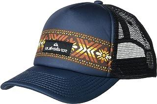 قبعة سائقي الشاحنات كويك سيلفر للرجال