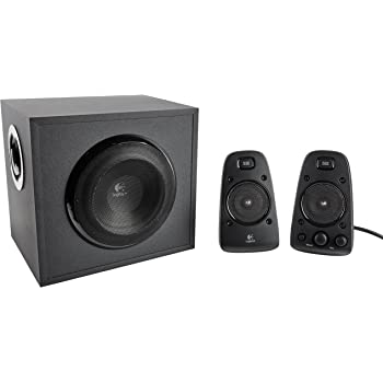 Logitech - Z623 - Sistema de Audio 2.1 - Negro