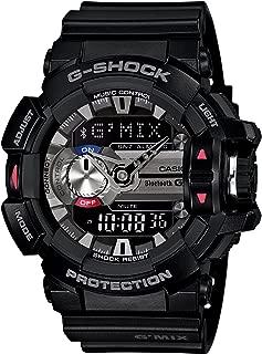 Casio G-Shock G'MIX Bluetooth Analogue/Digital Mens Black Watch GBA-400-1A