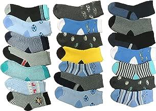 10 Paar Kinder Jungen Socken Socks 19-39 Anti Rutsch Abs Noppen Slipper 36 37 38
