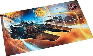 White Wizard Games Star Realms戦争世界Playmatカードゲーム