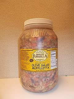 Enrico Formella Hot Muffuletta Salad 128oz.