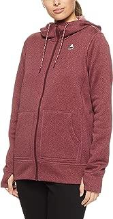 Burton Snowboards Women's Oak Full-Zip Hoodie Shirt