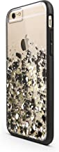 iPhone 6s/6 X-Doria Scene Plus TPU & Polycarbonate Snap-On Protective Designer Shell, Gold Digital Dust