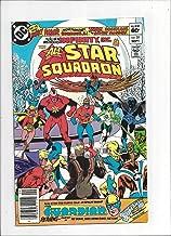 All-Star Squadron #25/DC Comic Book/1st Atom Smasher, Jade, Infinity Inc./NM
