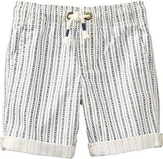 Gymboree Boys' Drawstring Cuffed Shorts