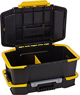 Stanley Hand Tools STST19900 Click & Connect 2-in-2 Deep Tool Box And Organizer