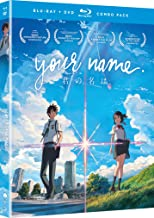 Your Name. Blu-ray + DVD