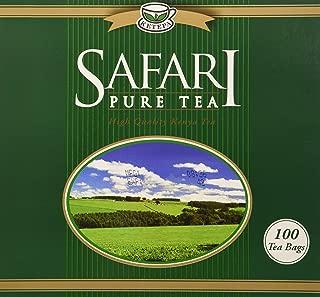 safari tea bags