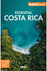 Fodor's Essential Costa Rica (Full-color Travel Guide) Kindle Edition