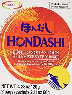 Ajinomoto - Hon Dashi (Soup Stock) 4.23 Oz.
