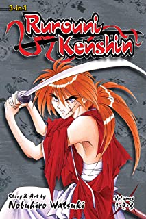 Rurouni Kenshin (3-in-1 Edition), Vol. 1: Includes vols. 1, 2 & 3 (1)