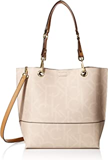 Calvin Klein womens Calvin Klein Sonoma Signature North/South Tote