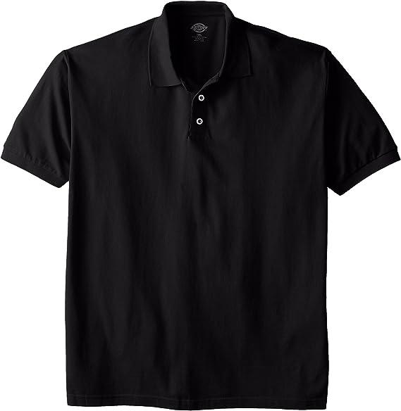 Dickies SH2122 Short Sleeve Polo Shirt 200gsm 65/% polyester GREY 35/% cotton