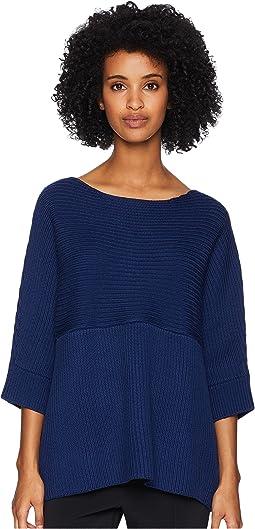 Fall Away Rib Sweater