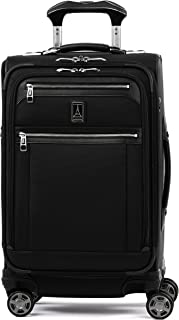 Platinum Elite-Softside Expandable Spinner Wheel Luggage,...