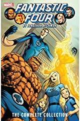 Fantastic Four by Jonathan Hickman: The Complete Collection Vol. 1 (Fantastic Four (1998-2012)) Kindle Edition