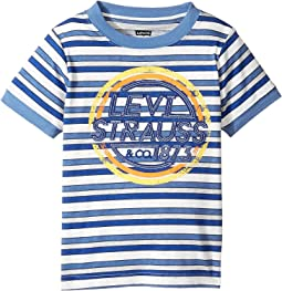 Levi's® Kids Waycross Applique Top (Little Kids)