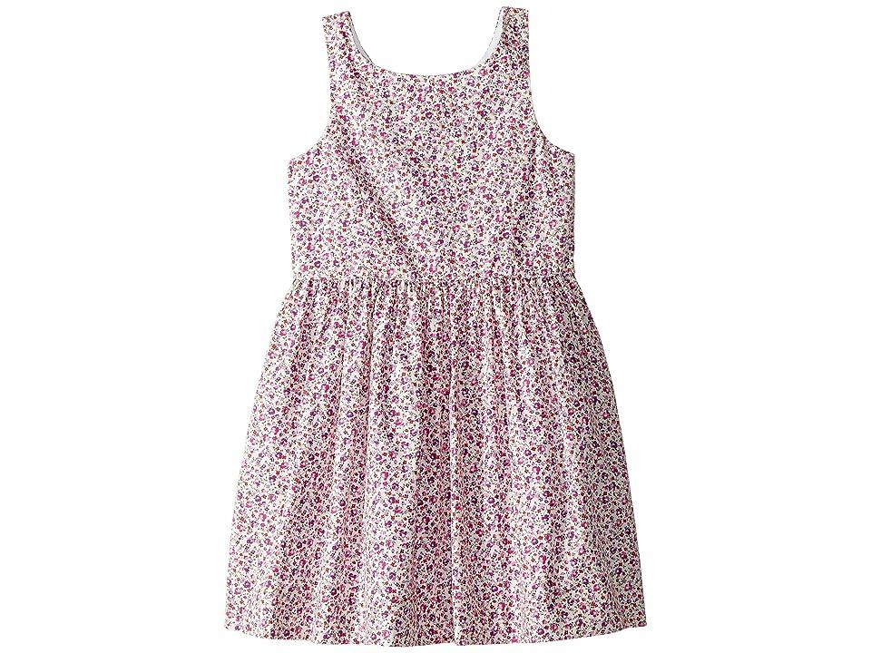 Polo Ralph Lauren Kids Floral Fit-and-Flare Dress (Little Kids) (Colette Floral) Girl
