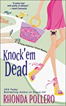 Knock 'Em Dead (The Finley Anderson Tanner Mysteries)