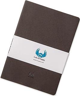 Leda Art Supply 160ページソフトバンクカバースケッチブック(アーティスト用) 大