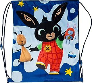 Mochila con forma de conejo Bing para niños, niñas, guardería, guardería, escuela, nido, deporte, gimnasio, piscina, viaje...