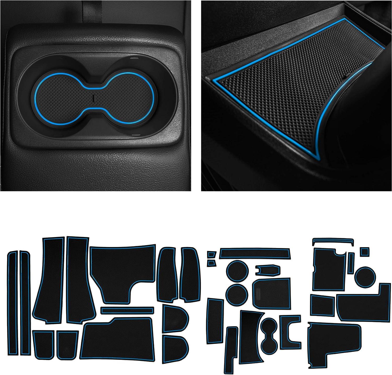 CupHolderHero fits Ford Edge Accessories Custo 2015-2019 Los Angeles Mall Raleigh Mall Premium