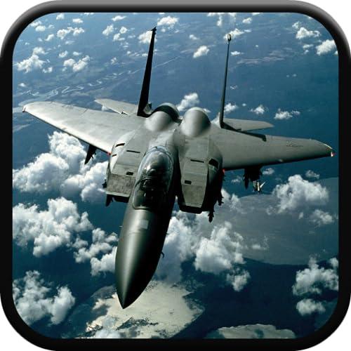 Jet! Flugzeug-Spiele für Kinder kostenlos: Luftkämpfer ✈️ Flugzeug-Spiele für Jungen und Mädchen: Sounds, Puzzle und passende Spiele