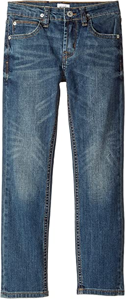 Hudson Kids Jagger Slim Straight Fit in Vintage Sky (Toddler/Little Kids/Big Kids)
