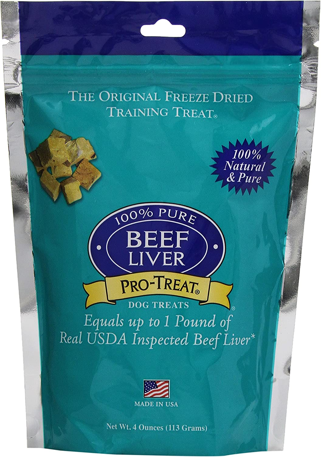 Stewart Pro-Treat Max 90% OFF Freeze Dried Beef famous Liver In Single Dog Treats