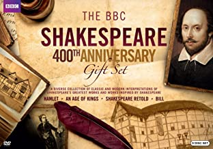 BBC Shakespeare 400thAn(4pk/Giftset/DVD)