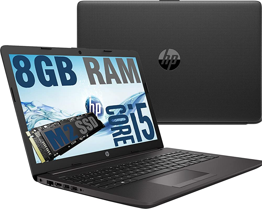 Notebook hp i5 250 g7 portatile display da 15.6