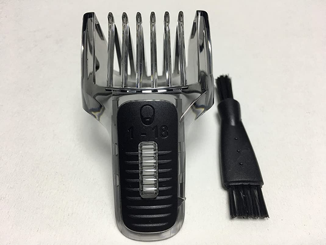 先入観ありがたい頑張るシェービングカミソリトリマークリッパーコーム フィリップス Philips QG3352 QG3356 QG3356/15 QG3360 QG3362 QG3364 QG3362 QG3362/23 QG3347 QG3347/15 1-18mm ヘア 櫛 細部コーム Shaver Razor hair trimmer clipper comb