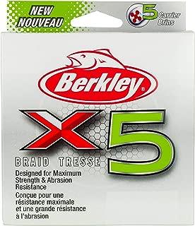 Berkley X5 Braid Fishing Line