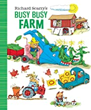 Richard Scarry's Busy Busy Farm (Richard Scarry's BUSY BUSY Board Books)