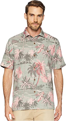 Puerto Palms Camp Shirt