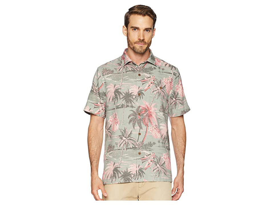 Tommy Bahama - Tommy Bahama Puerto Palms Camp Shirt