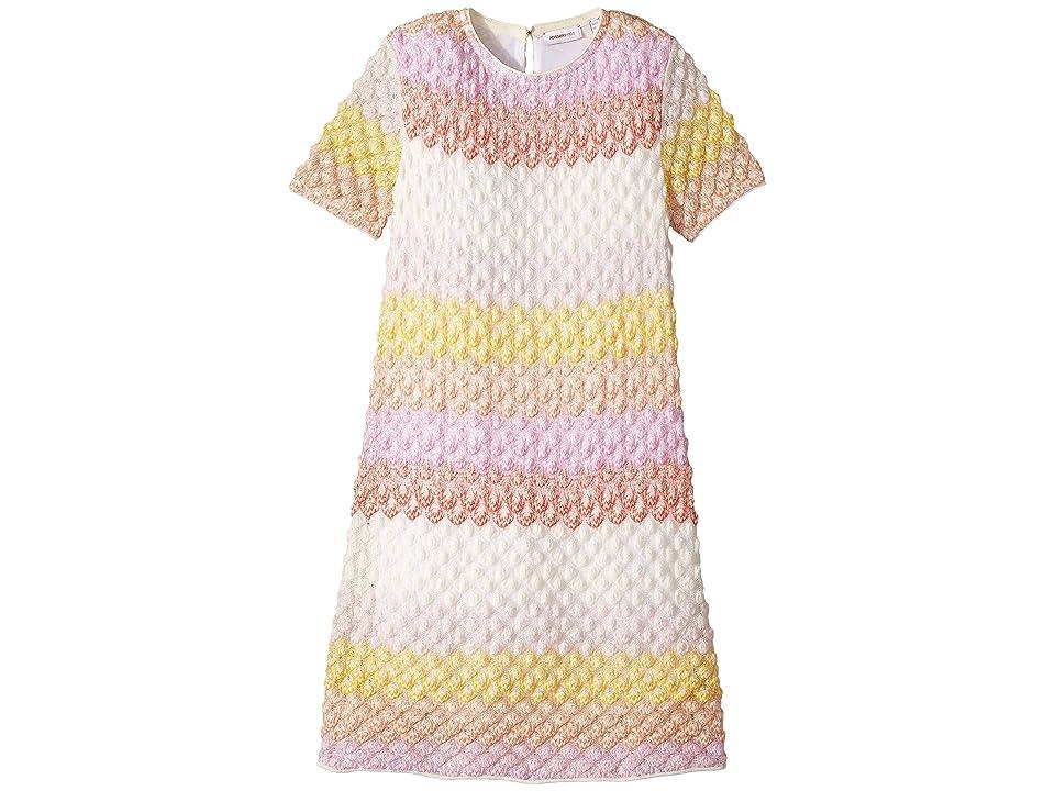 Missoni Kids Sfumato Dots Dress (Big Kids) (Multi) Girl