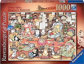 Ravensburger - Bingleys Bookclub Puzzle 1000pc
