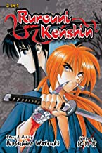 Rurouni Kenshin (3-in-1 Edition), Vol. 5: Includes Vols. 13, 14 & 15 (5)