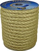 Corderie Italiane 006043935 jute touw, 10 mm, 30 m