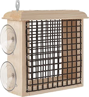 Coveside Conservation Products Window Suet Feeder