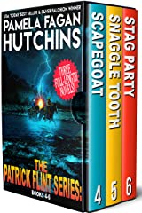 The Patrick Flint Series: Books 4-6 Box Set: Scapegoat, Snaggle Tooth, and Stag Party (Patrick Flint Box Sets Book 2) Kindle Edition
