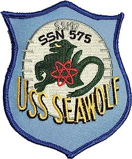 seawolf ssn 575