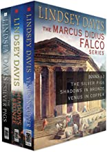 The Marcus Didius Falco Series, Books 1-3: The Silver Pigs, Shadows in Bronze, Venus in Copper (Marcus Didius Falco Myster...
