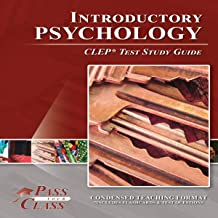 Introductory Psychology: CLEP Test Study Guide