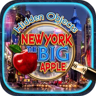 Hidden Objects New York City – Seek & Find Object Puzzle FREE Photo Pic Holiday Adventure Time & Spot the Difference Game
